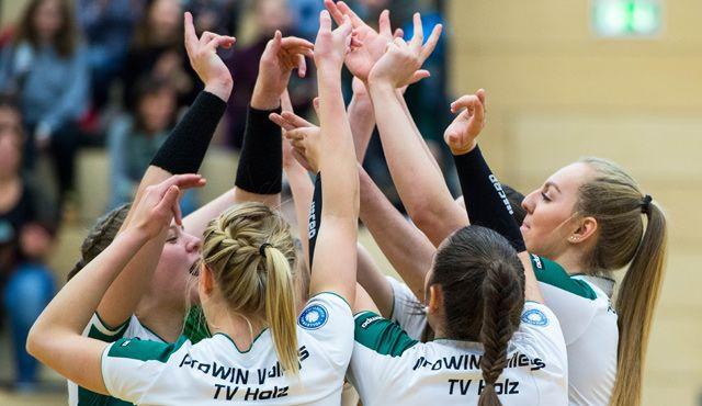 proWIN Volleys reisen zum Aufsteiger-Duell nach Ansbach - Foto: proWIN Volleys TV Holz