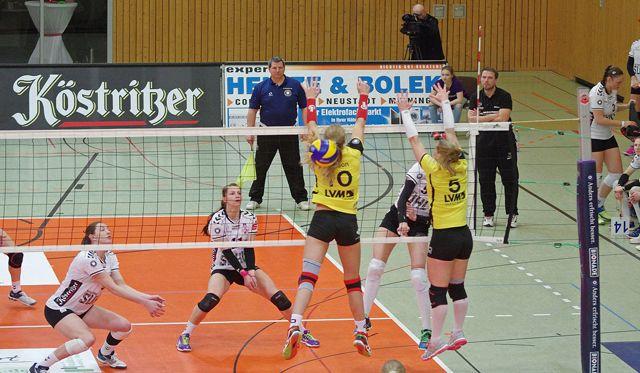 Duell gegen den Rekordmeister mit alten Bekannten - Foto: VolleyStars Thüringen