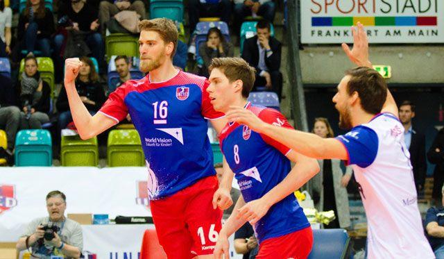 United Volleys empfangen diese Woche Herrsching und Berlin - Foto: United Volleys/Gabi Thiel