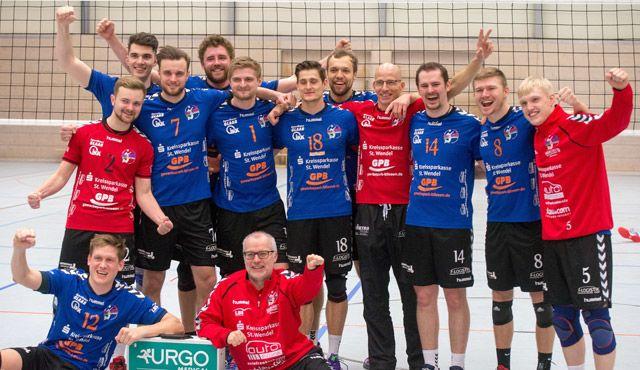 Volleyball: Pokalfinalist TV Bliesen plant die neue Saison - Foto: TV Bliesen