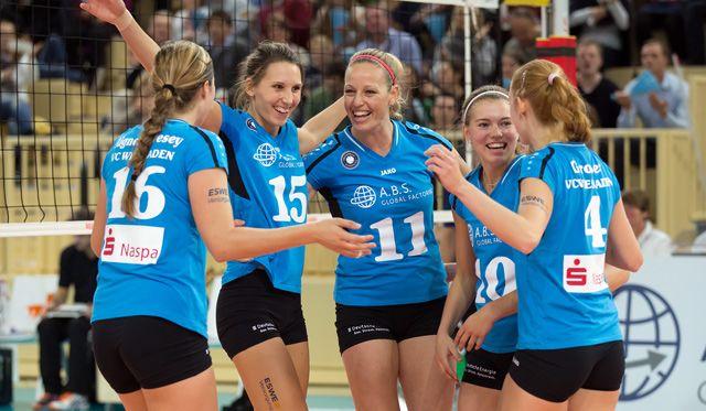 """VCW-Heimspiel gegen die VolleyStars Thüringen: """"Ein Gegner, den wir schlagen können"""" - Foto: Detlef Gottwald"""