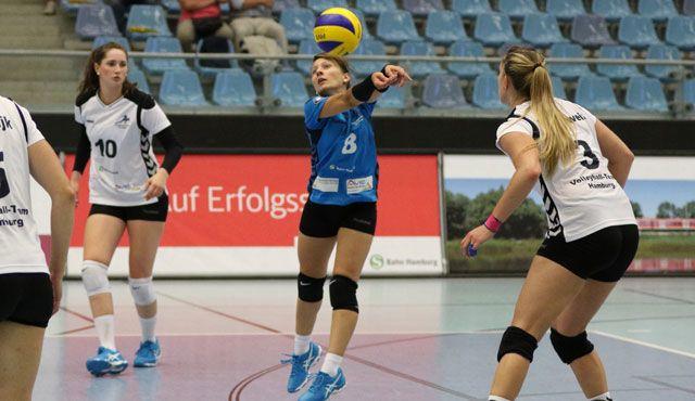 Volleyball-Team Hamburg im Regionalpokal und in der Liga aktiv - Foto: VTH/Lehmann