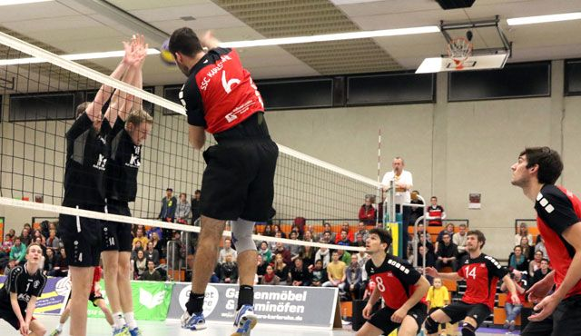 SSC Karlsruhe mit beeindruckender Stärke - Foto: Michael Chaussette