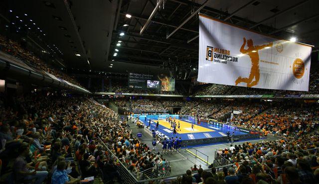 BR Volleys sind Europas Zuschauer-Nr. 1 - Foto: Eckhard Herfet