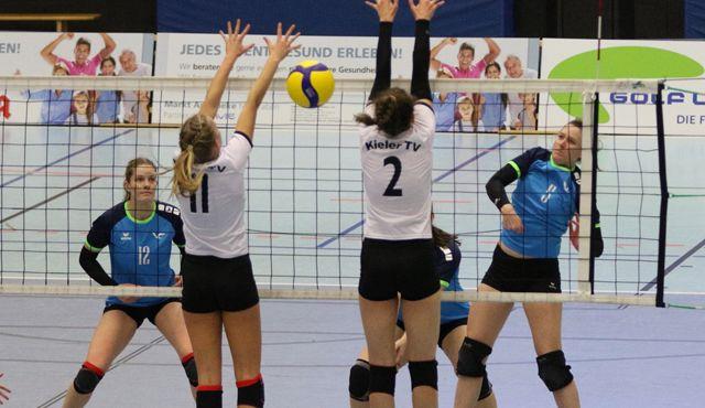 Niederlage im Nordderby für das Volleyball-Team Hamburg - Foto: VT Hamburg/Lehmann