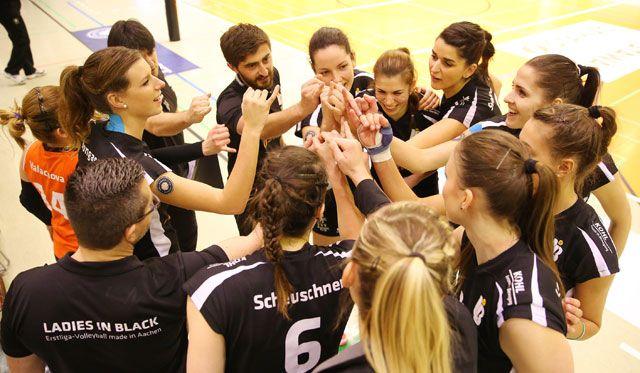 Ladies in Black treffen nach zwei gewonnen Heimspielen auf den Pokalsieger - Foto: Ladies in Black
