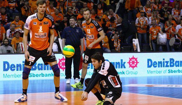 """BR Volleys-Stars sind Australiens """"Volleyballer des Jahres""""  - Foto: Eckhard Herfet"""