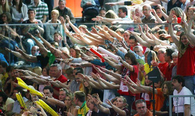 Wer wird deutscher Volleyball Meister der Männer? - Foto: Kolb