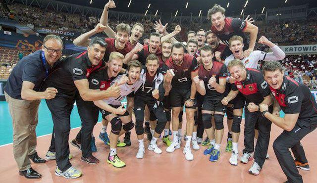 Halbfinale! Weiter geht´s nach Krakau - Foto: CEV