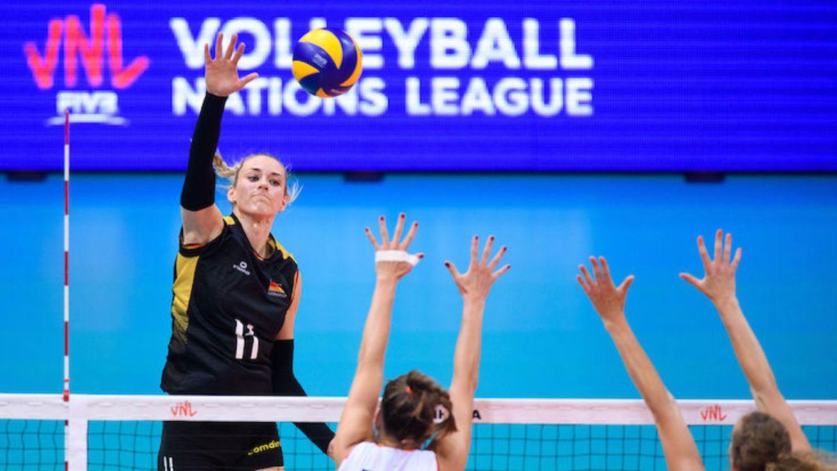 FIVB ändert Format der Volleyball Nations League 2021 - Foto: Conny Kurth