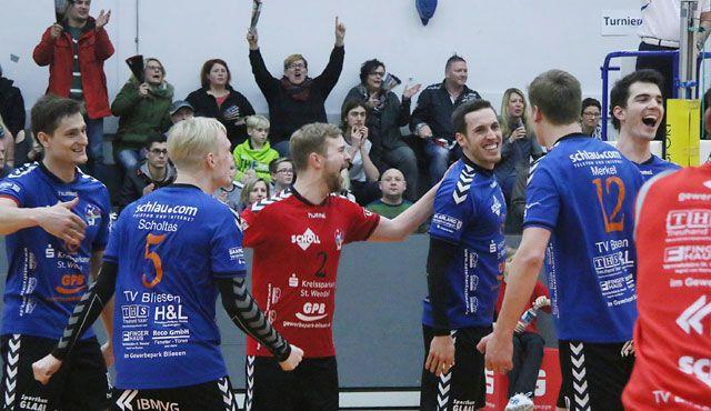 Volleyball: TV Bliesen steht gegen SG Rodheim unter Vollspannung - to: Josef Bonenberger