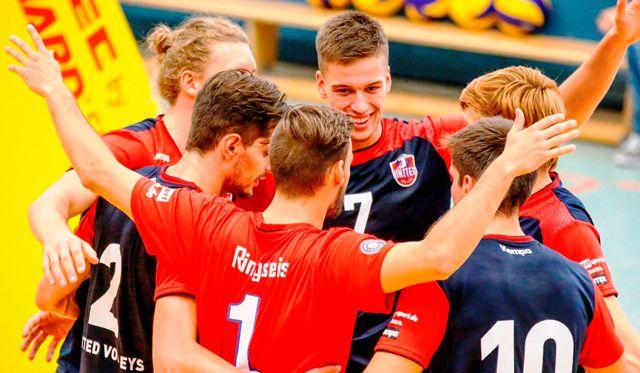 Noch 23 Tage bis zum Saisonauftakt gegen den Deutschen Rekordmeister - Foto: United Volleys