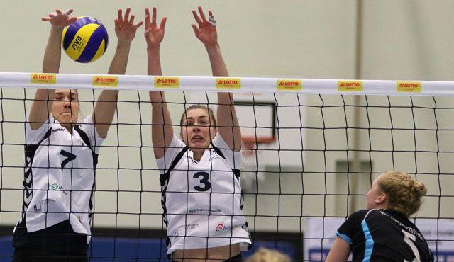 Volleyball-Team Hamburg verliert gegen Dingden - Foto: VTH/Lehmann