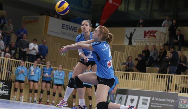 VCW siegt im dramatischen Spiel gegen Straubing - Foto: Detlef Gottwald