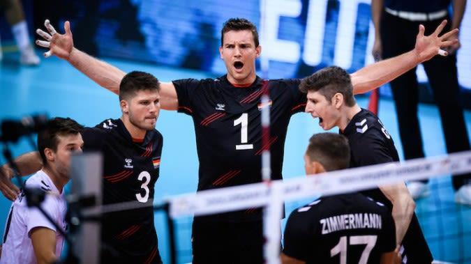 Männer-Nationalmannschaft startet Freitag in die EM - SPORT1+ überträgt live - Foto: Conny Kurth