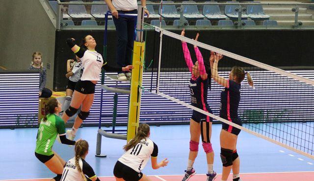 Volleyball-Team Hamburg verpasst Punktgewinn gegen BBSC Berlin 2 - Foto: VTH Lehmann