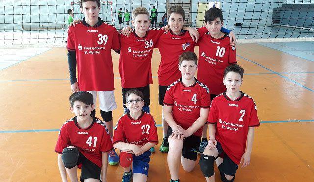 U14 des TV Bliesen fährt als Saarlandmeister zu Südwestdeutschen Meisterschaften 2017 - Foto: TV Bliesen