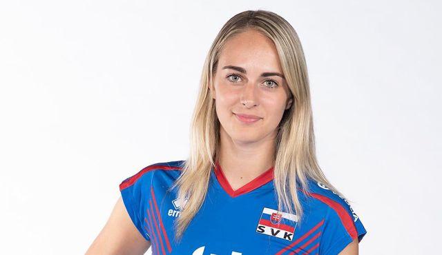 Slowakische Nationalspielerin Sandra Szaboova kommt - Foto: Archiv