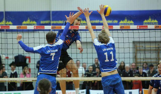 Volleyball: Zuschauerrekord beim Saisonfinale des TV Bliesen - Foto: Jochen Röder