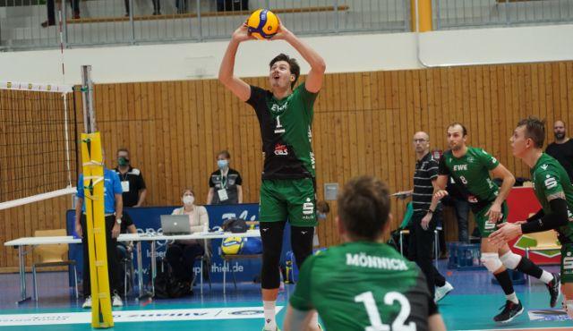 Netzhoppers stehen im Pokal-Viertelfinale - Foto: Tobias Ullerich