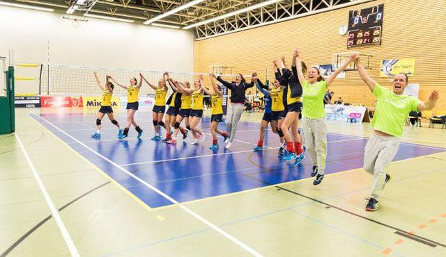 DSHS SnowTrex Köln spielt im Finalduell um die Meisterschaft - Foto: Martin Miseré