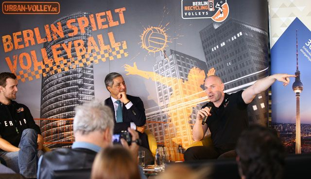 BR Volleys vor dem Saisonstart - Foto: Eckhard Herfet