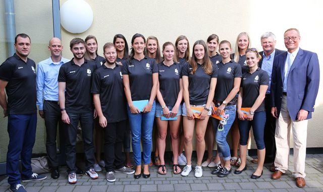 LiB weiter mit Stawag und NetAachen, Jugendspielerin Zoe Liedtke komplettiert den Kader - Foto: Ladies in Black Aachen