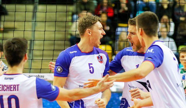 United Volleys verlängern mit Lukas Bauer - Foto: United Volleys/Gregor Biskup