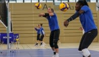 VCW-Testspiele gegen Ligakonkurrenten - Trainer Frank zieht Zwischenfazit Foto: Detlef Gottwald