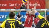 DM Sitzvolleyball: Bayer Sitzvolleyballer wollen den 24. nationalen Titel  Foto: Mika Volkmann