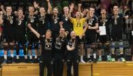 Der TV Mömlingen ist der neue Deutsche Meister in der Alterklasse U18 Foto: Dirk Bahl