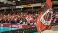 Der comdirect Supercup in Dresden kann vor Zuschauern gespielt werden Foto: Dirk Michen