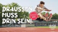 Gemeinsame Kampagne des DFB und DOSB für den Amateursport Foto: DOSB/DFB