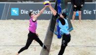 Rattenfänger Beach-Team in Münster auf Platz Fünf gelandet Foto: Hoch Zwei/Malte Christiansen