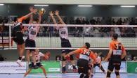 Traum vom Pokalfinale geplatzt Foto: BR Volleys