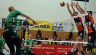 Netzhoppers SolWo Königspark KW unterliegen im Pokal-Viertelfinale Foto: Dagmar Jaschen
