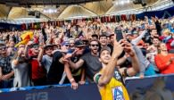 """""""Beste WM aller Zeiten"""" – Begeisterung auf allen Ebenen Foto Beach Majors: Die WM in Hamburg wird lange in Erinnerung bleiben"""