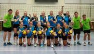 Derby zum Heimspielauftakt für das Volleyball-Team Hamburg Foto: VT Hamburg