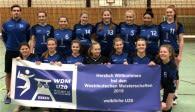 VC Essen-Borbeck - Sie möchten gute Gastgeber sein, die U20 des VC Essen-Borbeck Foto: Marcel Werzinger
