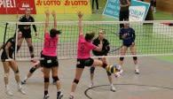 Niederlage zum Saisonabschluss für das Volleyball-Team Hamburg Foto: VTH/Lehmann