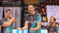 Lucas van Berkel wird in der kommenden Saison für Friedrichshafen angreifen Foto: Zons
