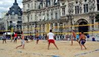 Beachvolleyball kann für Sie die beste Sportart werden  Foto: Pixabay