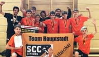 SCC JUNIORS im Juni: Von der Halle in den Sand  Foto: BR Volleys