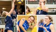 War jahrelang eine tragende Stütze im Fundament der SnowTrex-Volleyballerinnen: Diagonalangreiferin Laura Feldmann Foto: Martin Miseré
