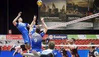 Friedrichshafen will gegen Frankfurt den Sprung ins Pokalfinale machen Foto: Kram