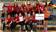 Sensationeller Erfolg für die weibliche U20 des VC Offenburg Foto: VC Offenburg