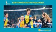 sportwetten.de wird Hauptsponsor des DVV-Pokalfinals Foto: sportwetten.de