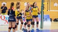 Brachte ihrer Mannschaft den entscheidenden Kick und bekam im Anschluss zu Recht die MVP-Medaille: Marina Müller vom Team DSHS SnowTrex Köln  Foto: Martin Miseré
