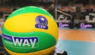 Die Volleyball Champions League Foto: G.