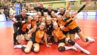 Ladies in Black: Aachen erfolgreich in Europa! Foto: Ladies in Black Aachen // Andreas Steindl
